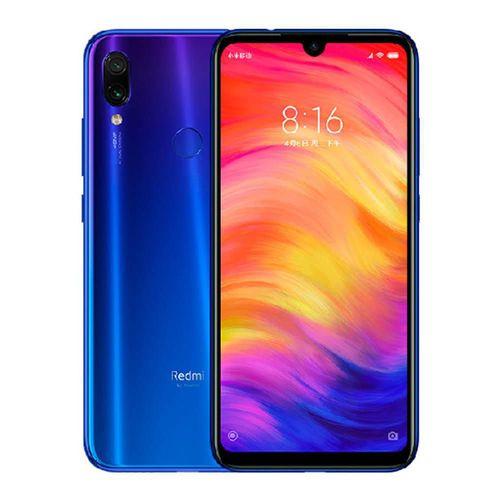 Xiaomi Redmi Note 7 64GB Dual SIM - Azul