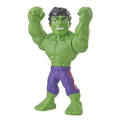Figura PlaySkool Mega Mighties Playskool Hulk E4149