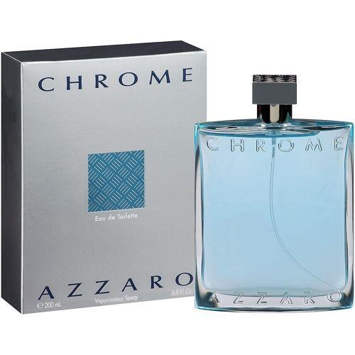 FRAGANCIA PARA CABALLERO AZZARO CHROME EDT 100ML