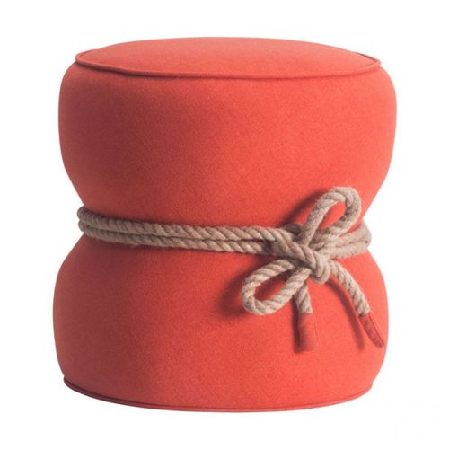 Ottoman Tubby - Naranja