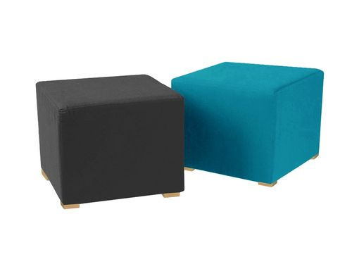 Taburete Cubo 2 Piezas - Varios Colores