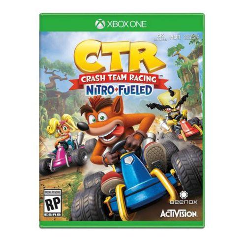 Crash Team Racing Nitro Fueled Activision Xbox One
