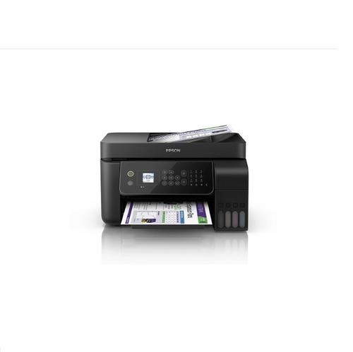 Multifuncional Epson EcoTank L5190 Color Inyección Tanque de Tinta Inalámbrico Print/Scan/Copy/Fax