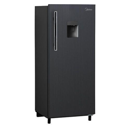 Refrigerador Midea 7 Pies Single Door MRDD07G2NCG Silver