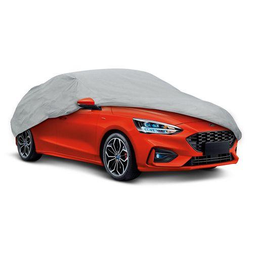 Cubierta Lona Cubre Auto Afelpada Mediana Mazda 3 Aveo Versa Vento Jetta