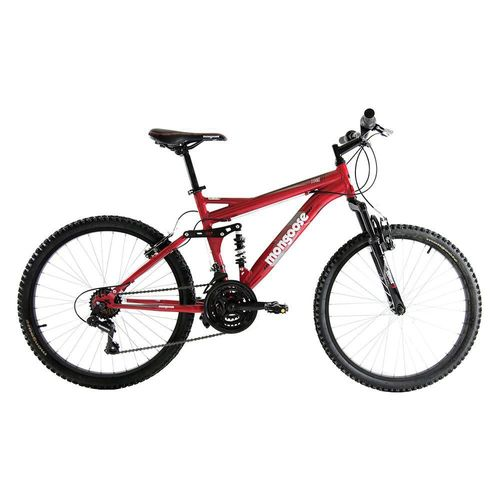 Bicicleta de Montaña Mongoose Standoff R24 21V Roja