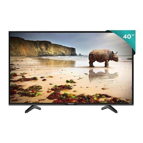 Smart TV 40 Hisense Roku TV Full HD HDR 40H4000FM