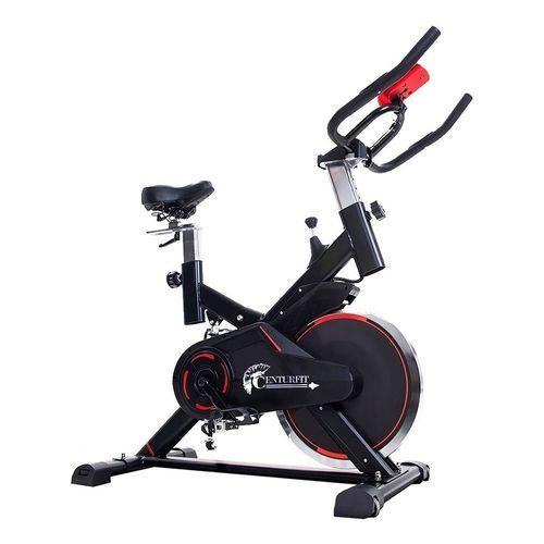 Bicicleta Spinning 13kg Fija Ejercicio Centurfit