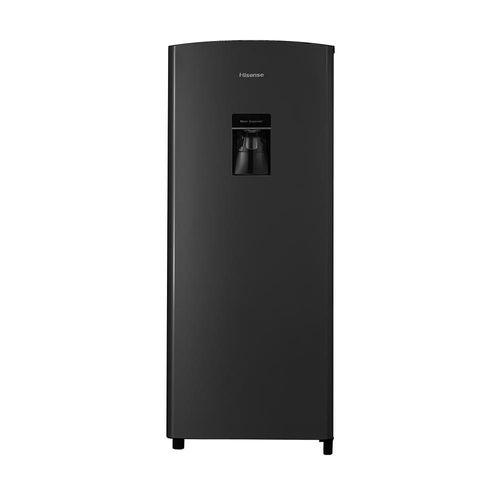 Refrigerador Hisense 7 Pies Single Door RR63D6WBX Negro