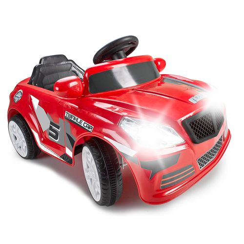 Montable Eléctrico Feber Twinkle Car 12V Rojo