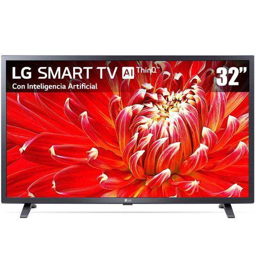 Pantalla LED LG 32 Pulgadas HD Smart 32LM630BPUB