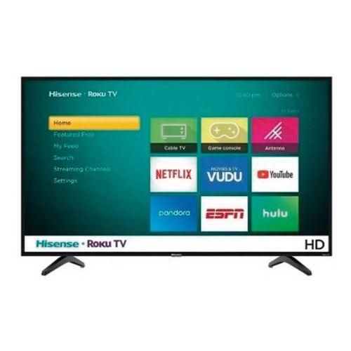 Pantalla Smart Tv Hisense 43 Pulgadas LED Con Roku REACONDICIONADO