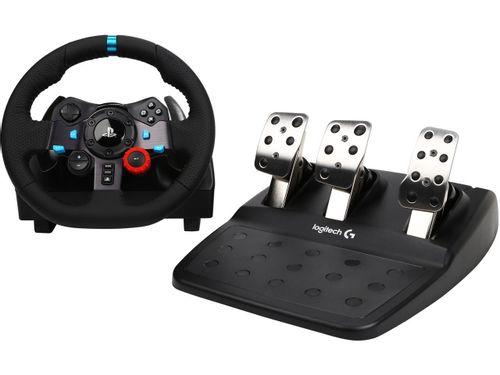 Volante de Carreras Gaming LOGITECH G29 para PS3 y PS4