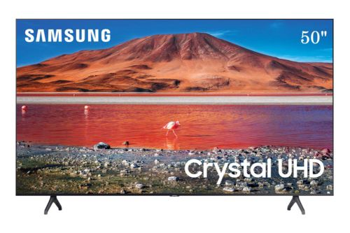 Pantalla LED Samsung 50 Pulgadas 4K Smart UN50TU7000F
