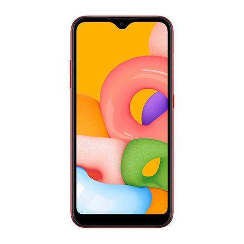 Samsung A01 16 GB AT&T - Rojo
