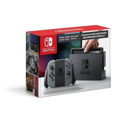 Consola Nintendo Switch con Joy-Con 32 GB Reacondicionada