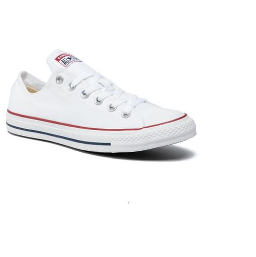 Tenis Converse Chuck Taylor Classic All Star Optical White Unisex Original