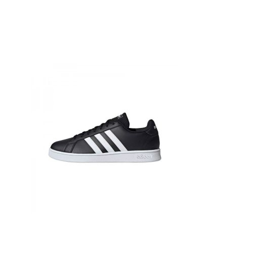 Tenis Adidas Grand Court Base Caballero Originales