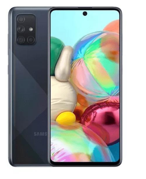 Samsung Galaxy A71 128GB Desbloqueado  - Negro