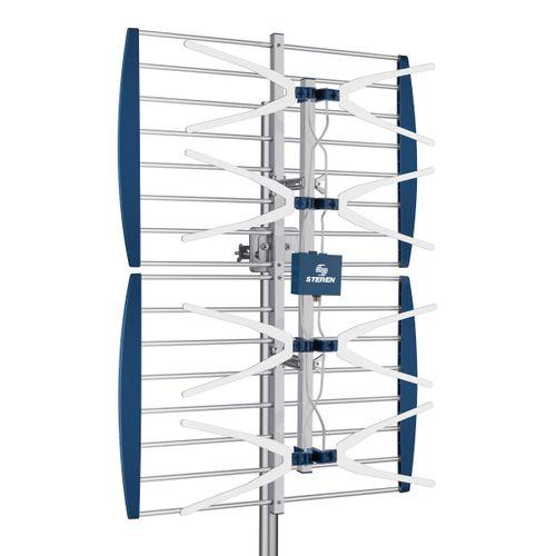 STEREN Antena UHF aérea Xtreme de 23 elementos HD