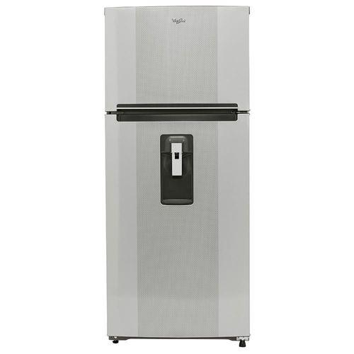 Refrigerador Top Mount Whirlpool WT1736N 17 Pies Silver