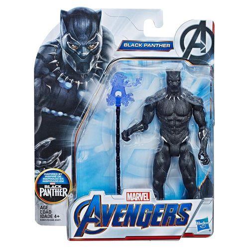 Figura de Acción Avengers Black Panter E5766