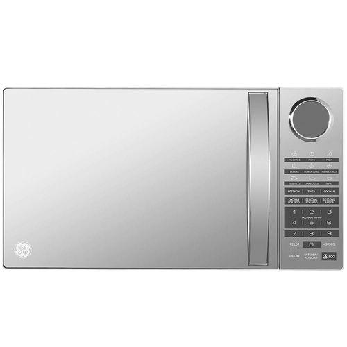 Horno de Microondas Ge Appliances MGE09SEJ 0.9 Pies Cúbicos Plateado