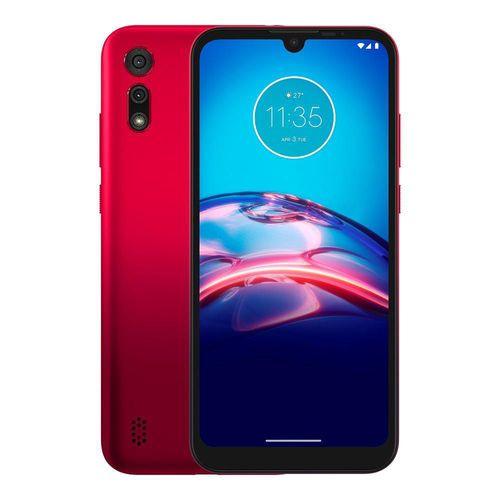 Motorola Moto E6s 32GB Telcel - Rojo