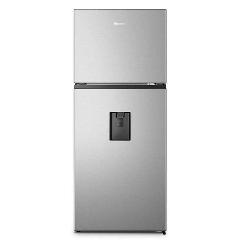 Refrigerador Hisense 14 Pies Top Mount RT14N6CDX Acero