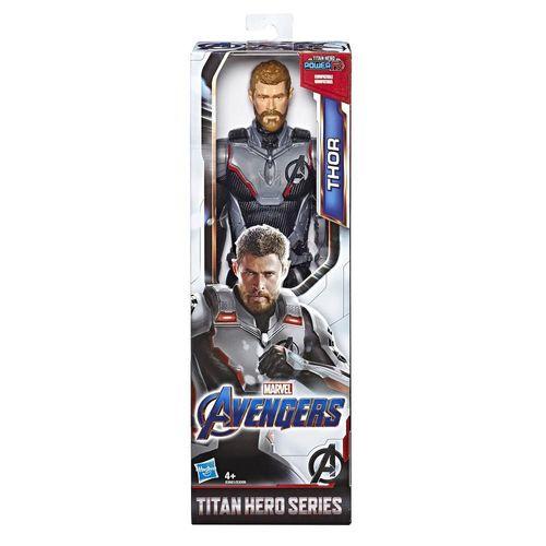 Figura de Acción Titan Hero Thor Marvel E3921