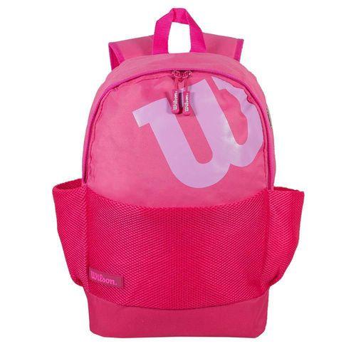 "Mochila Escolar Wilson BP187WL02C 17"" Rosa"