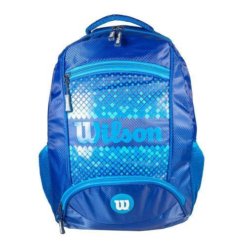 """Mochila Escolar Wilson BP180WL04A 18"""" Azul"""