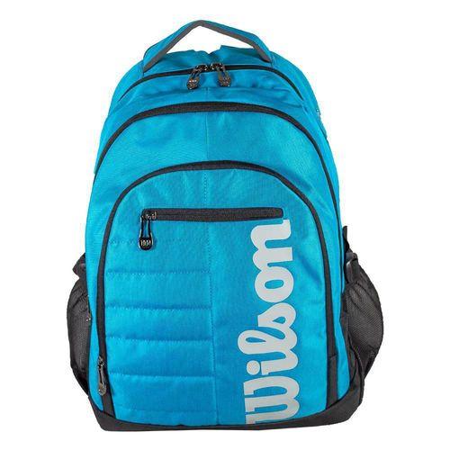 """Mochila Escolar Wilson BP76WL05A 19"""" Azul"""