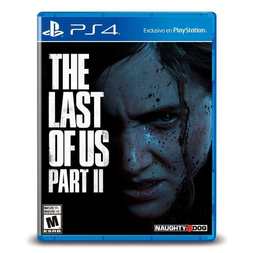 PlayStation The Last of Us Parte 2 PS4