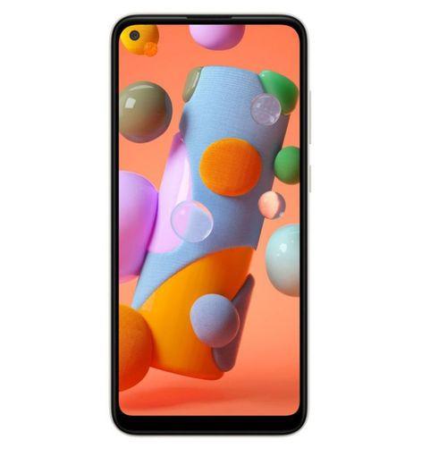 Samsung Galaxy A11 64GB Telcel - Blanco