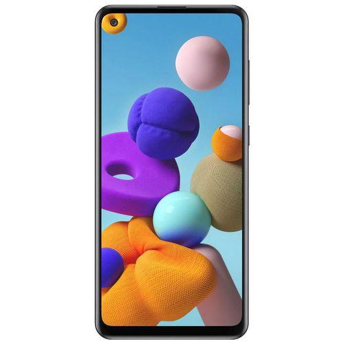 Samsung Galaxy A21S 64GB Telcel - Negro