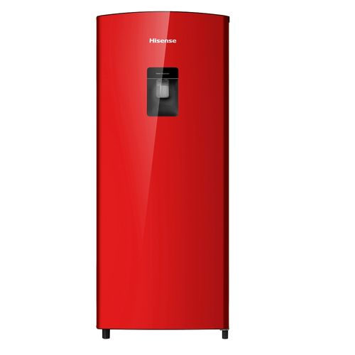Refrigerador Hisense 7 Pies Single Door RR63D6WRX Rojo