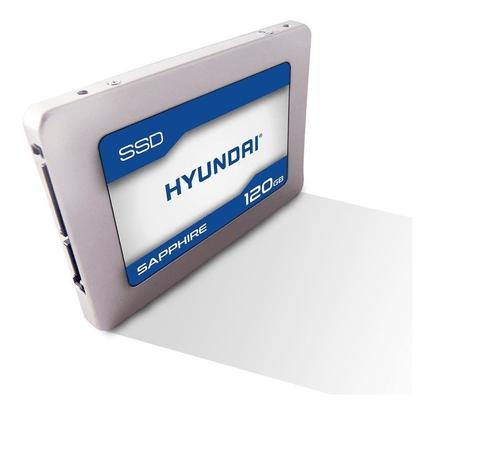 """Hyundai Unidad Interna de Estado sólido 2.5"""" Serial SATA III - Disco Duro Sólido (120 GB)"""
