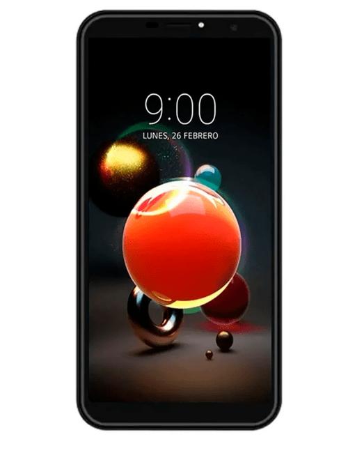 Celular Hyundai G57l 2gb 16gb Android 9.0 Lector Huella 4g