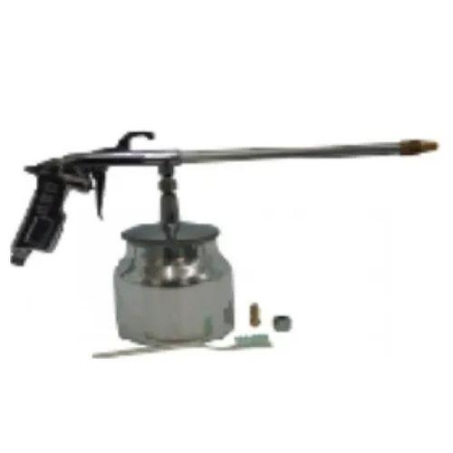 Pistola Lavamotores Vaso 300 Cc Lavar Presion Silverline