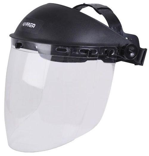 Protector facial anatómico