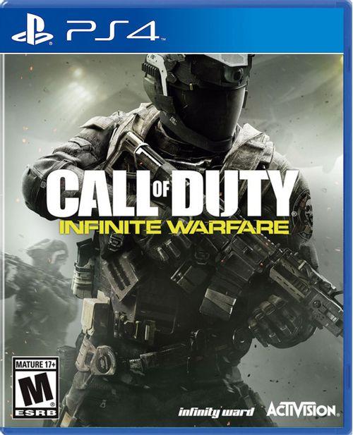 Call of Duty Infinity Warfare - PS4
