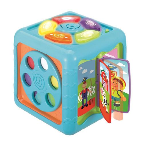 Cubo Mágico Chikkis 715 Azul