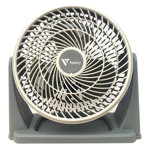 """Ventilador de Piso Fancy TF-919 9"""" Negro"""