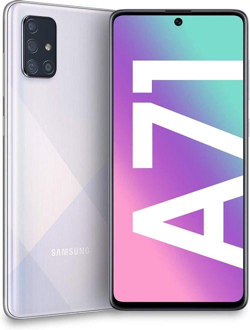 Samsung A71 128GB Desbloqueado – Plateado