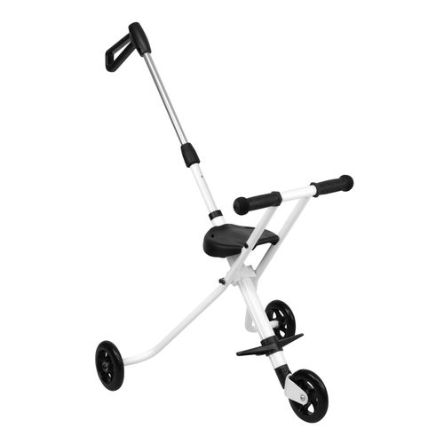 Baby Scooter Plegable Triciclo Portatil Paseo Bebe 3 Ruedas