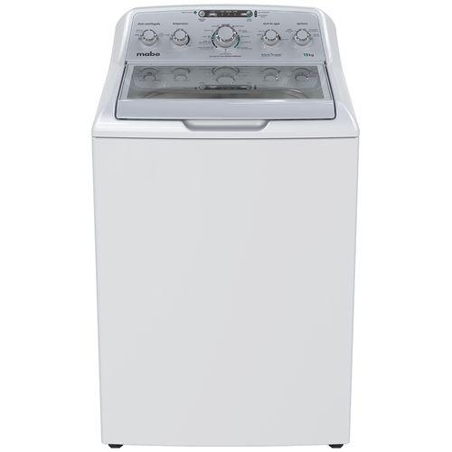 Lavadora Automática 19 kg Blanca Mabe