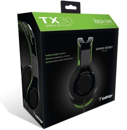 Audífonos Gaming Voltedge Xbox One TX30