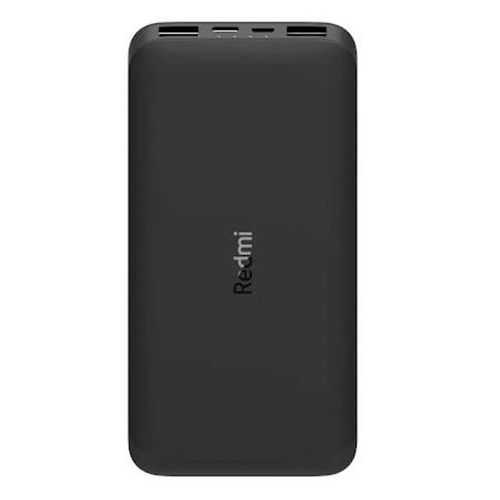 Batería Xiaomi Redmi Power Bank 10000mAh Negro