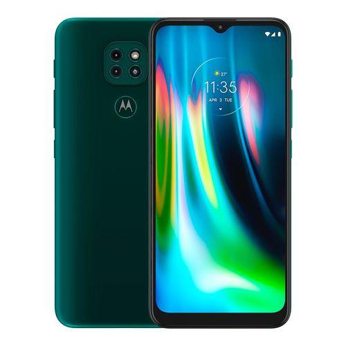Motorola Moto G9 Play 64GB Desbloqueado - Verde Evergreen
